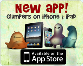 New Glumpers app available in the appstore