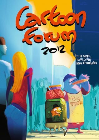 Cartoon Forum 2012 Motion Pictures