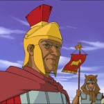 Alix, Series de dibujos esclavos romanos. Animated series roman slaves screenshot