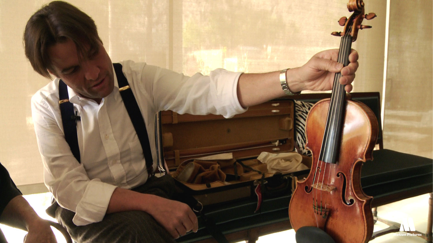 Documentary the Stradivarius complex, docuemntal el complejo Stradivarius