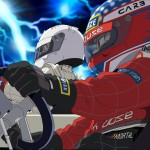 Capeta, serie anime F1 coches, anime cartoons f1 cars