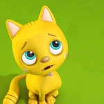 Gatito, Van Dogh, serie dibujos para televisión - Animated TV shows for kids