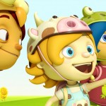 Niños rien, Van Dogh, serie dibujos para televisión - Animated TV shows for kids
