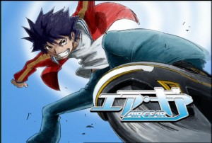cartel dibujos, Air gear serie dibujos japoneses, anime tv shows kids