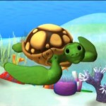 La tortuga, animales, Alex, Serie animacion educativa, education cartoon series