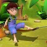 Alex, Serie animacion educativa, education cartoon series