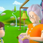 Alex y su abuelita - Alex, Serie animacion educativa, education cartoon series