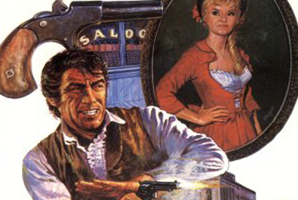 Western movie La balada de Johny Ringo, peliculas ficcion tv television