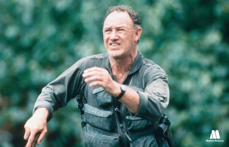 Gene Hackman. Bat 21, peliculas accion, action films