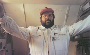 Bud spencer- Mr. Charleston y sus secuaces, pelicula comedia TV, comedy tv fiction films
