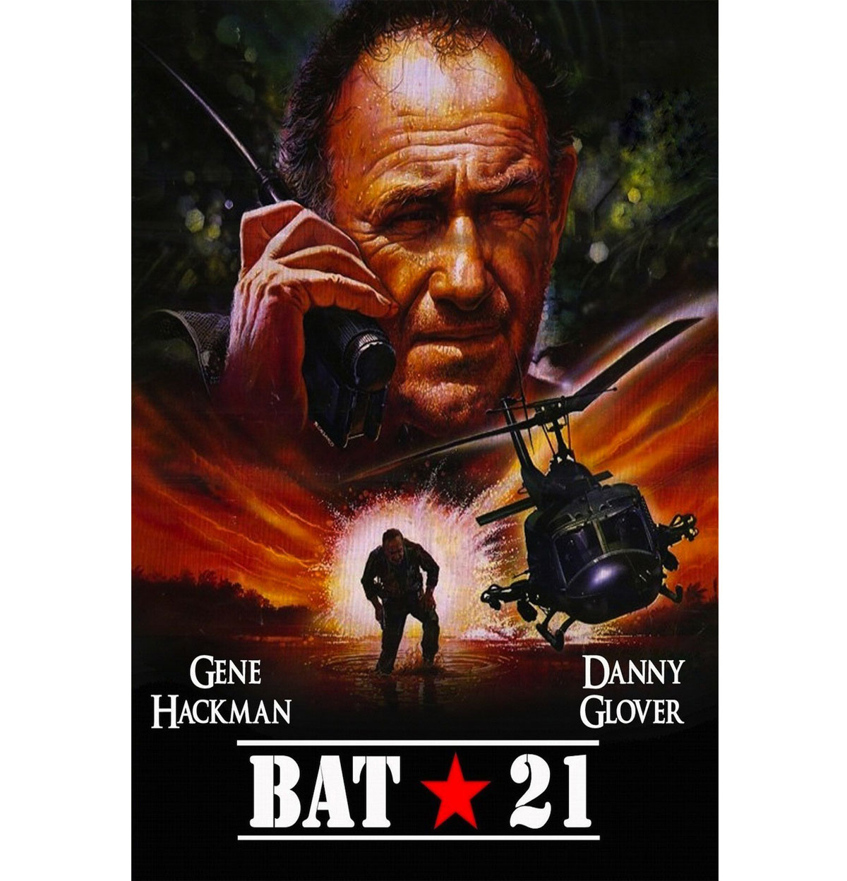 Poster Bat 21, action movies