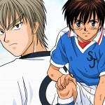 enemigos, Dream Team, dibujos animados futbol, soccer anime japanese series