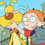 Martin y su perro, Martin Martin series dibujos animados TV, animated television shows children