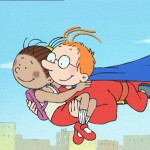 Supermartin superman, Martin Martin series dibujos animados TV, animated television shows children