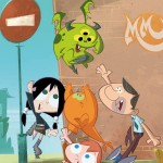 Equipo anti monstruos, , Matt'S Monster, serie dibujos para television, TV cartoon animated show