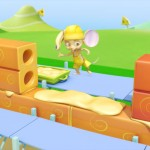 construir la casa- Mice builders, dibujos animados infantiles preescolar, educational guessing animation series