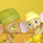 Jugar adivinar, - Mice builders, dibujos animados infantiles preescolar, educational guessing animation series