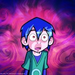 Zick,Monster allergy, animacion para television, animation TV shows