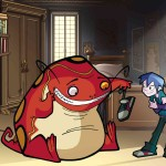 monstruo gordo, Monster allergy, animacion para television, animation TV shows