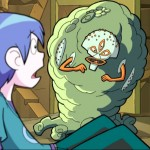 Monstruo verde, Monster allergy, animacion para television, animation TV shows