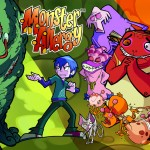 caratula, Monster allergy, animacion para television, animation TV shows
