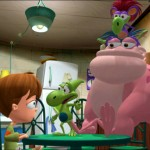 Tommy y los monstruos, Pet aliens, serie infantil dibujos, cartoon TV show