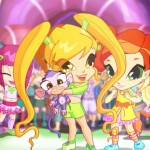 princesas chicas, Pop Pixie serie dibujos animados, animated series for TV girls