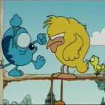 madre enfadad, angry mother bird, - Roncho, dibujos divertidos chistosos de un perro, funny faill dog cartoon show
