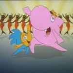 El baile, Sharky & George, series de dibujos de animales, animals cartoon series