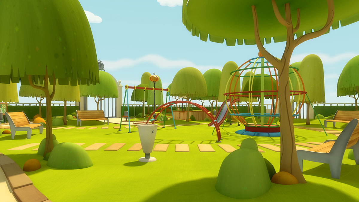 park-kids-backrounds-pumpkin-reports-animation