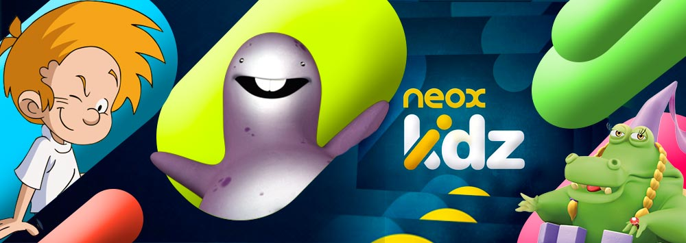 neoxkidz-animated-series
