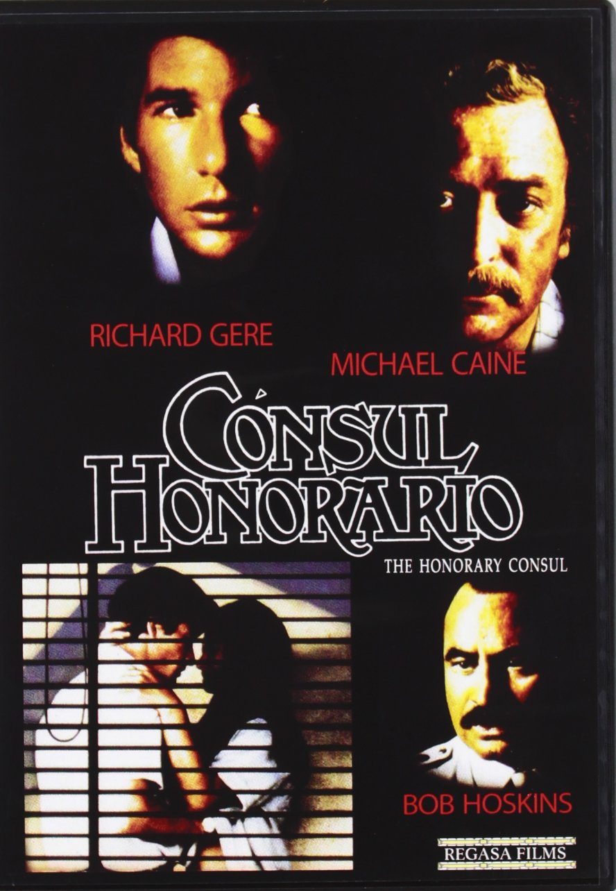 graham greene_el consul honorario_poster 3